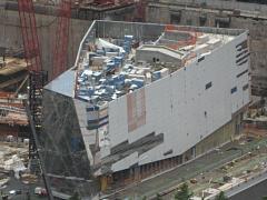 World Trade Center West Vent Blast Mitigation Design In New York