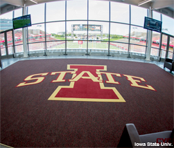 Jack Trice Stadium Iowa State University Curtain Wall Engineer JEIstructural.com