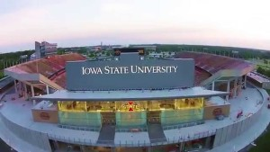 Jack Trice Stadium - Iowa State University Glass Engineer JEIstructural.com