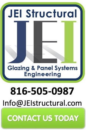building enclosure council glass glazing architects contact JEI sunshade engineer