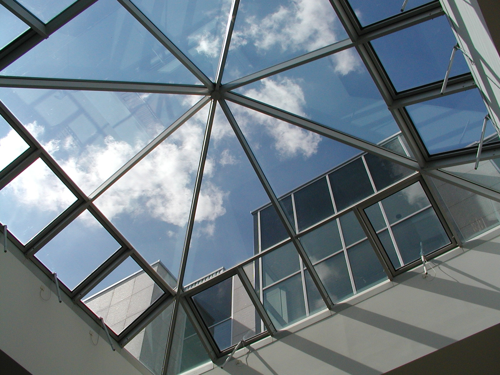 Commercial Building Skylight Design Company Jei Structural Engineering