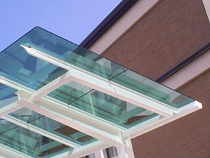 Glass Canopy Detail Design Engineer Jei Structural
