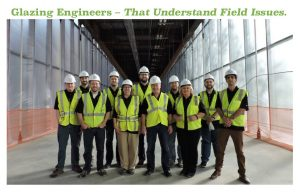 glazing contractors that understand field issues